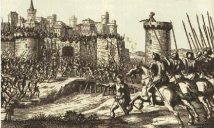 Legenda o Metulumu – hrvatskoj Masadi
