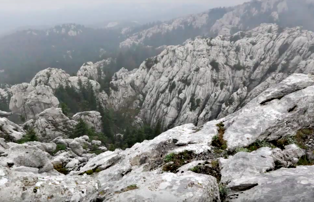 Bijele stijene