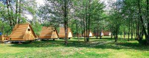 Kamp kućice