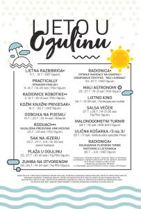 Program Ljeta u Ogulinu
