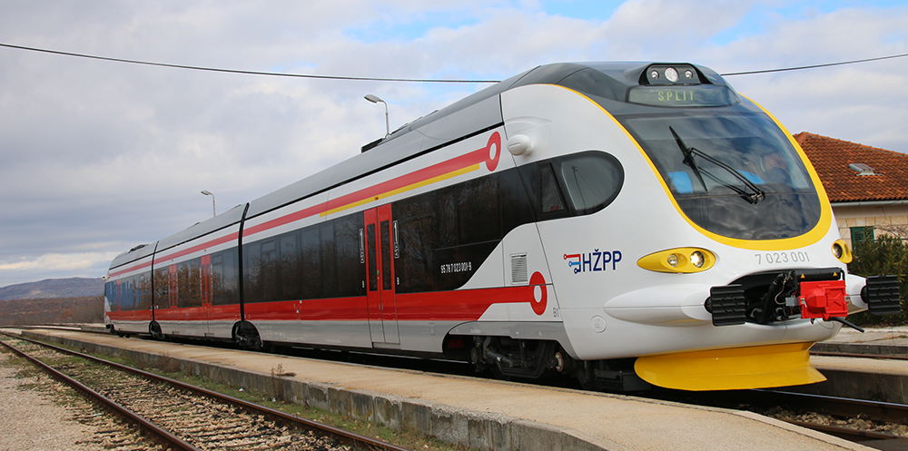 U sklopu EU projekta REGIAMOBIL sufinancirat će se vožnje izletničkih vlakova tijekom ljetne sezone