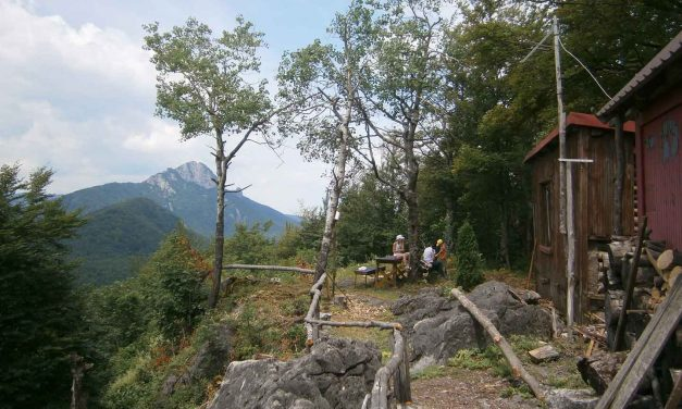 Planinarske kuće