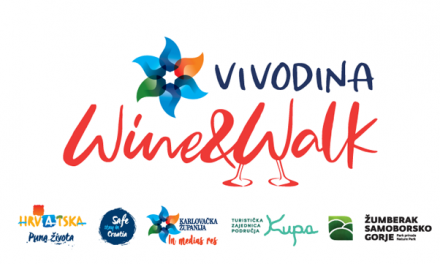 Vivodina Wine and Walk 2021