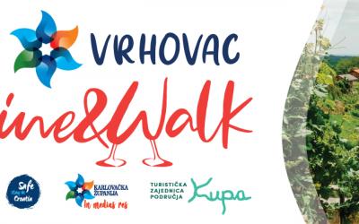 Vrhovac Wine&Walk Weekend